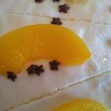 Pfirsich-Joghurt-Torte