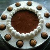 Cafe-au-lait-Torte