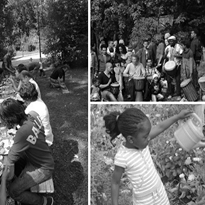 Gartenprojekt für Flüchtlinge