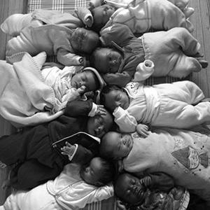 Mobile Hilfe Madagaskar - Babys
