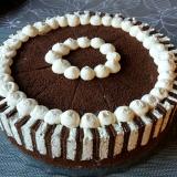 Milchschnitten-Torte